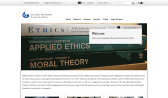 ethics.gsu.edu