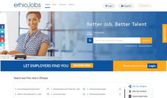 Ethiojobs com ▷ Observe Ethiojobs News | New Jobs in Ethiopia 2019