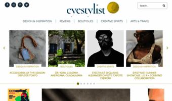 422a7bf1c19 Eyestylist.com. Eyestylist. The fine eyewear design review