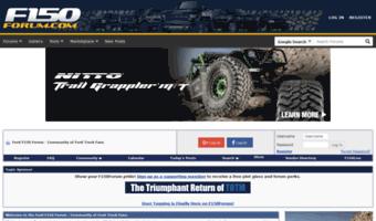 Ford F150 Forum >> F150forum Com Observe F150 Forum News Ford F150 Forum