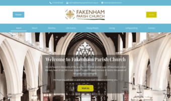 fakenhamparishchurch.org.uk