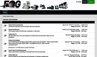 Festoolownersgroupcom Observe Festool Owners Group News