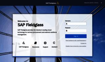 Fieldglass.eu Observe Fieldglass News   SAP Fieldglass Login