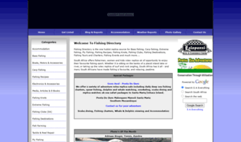 fishingdirectory.co.za