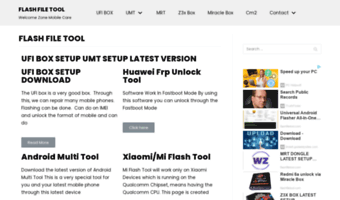 Flashfiletool com ▷ Observe Flash File Tool News | Flash