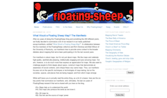 floatingsheep.org