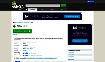 Flutter soft32 com ▷ Observe Flutter Soft 32 News   Download