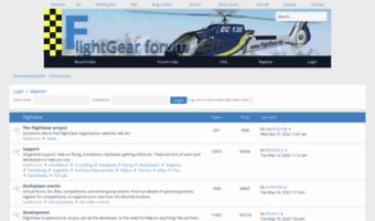 Forum flightgear org ▷ Observe Forum Flight Gear News