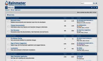 Forum rainmeter net ▷ Observe Forum Rainmeter News