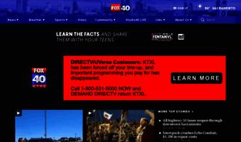 Fox40 Com Observe Fox40 News Sacramento Breaking News Weather