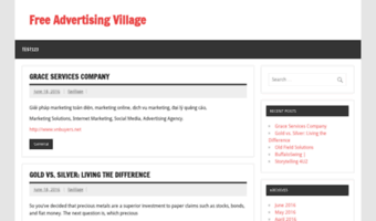 freeadvertisingvillage.com