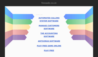 freeadz.co.in