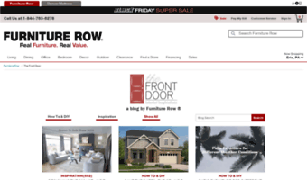 Frontdoor Furniturerow Com Observe Front Door Furniture Row News Decorating Your Home Starts At The By