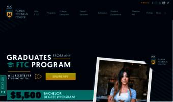Ftccollege Edu Observe Ftc College News Home Florida Technical College