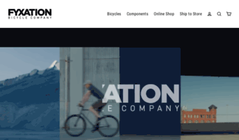 Fyxationcom Observe Fyxation News Bicycles And Parts For Urban