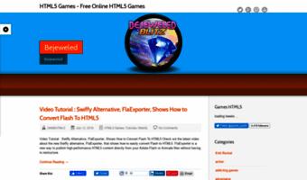 Game Html5 Com Observe Game Html5 News Free Online Html5 Games Html5 Games Free Online