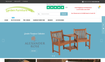 Garden Furniture 4 U gardenfurniture4u.co.uk ▷ observe garden furniture 4u news