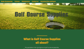 golfcoursesupplies.co.za