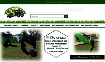 Greenpartstore John Deere Parts And More Parts For >> Greenpartstore Com Observe Green Part Store News John