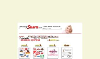 photo relating to Grocerysmarts.com Printable Grocery Planner known as â–· Comply with Grocery Smarts Information Grocery