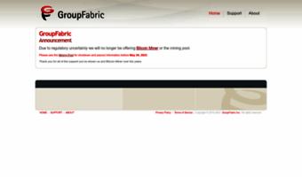bitcoin miner groupfabric)