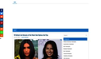 Hairstyles-galaxy.com ▷ Observe Hairstyles Galaxy News ...