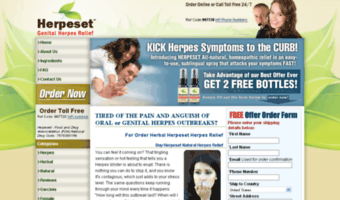 Herpeset Herbalyzer Com Observe Herpeset Herbalyzer News