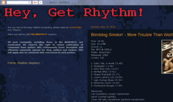 Heygetrhythm blogspot com ▷ Observe Heygetrhythm Blogspot