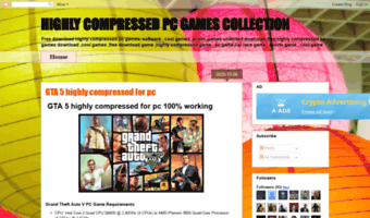 Highlycompressedgamespc blogspot com ▷ Observe HIGHLY COMPRESSED