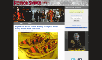 horrorsniped.com