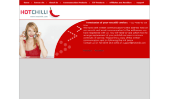 hotchilli.co.uk