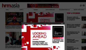Hrmasia com ▷ Observe HRM Asia News | Multi-platform