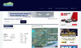 Hudsonvalleyweather com ▷ Observe Hudson Valley Weather