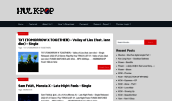 Hulkpop com ▷ Observe Hul KPOP News | Download KPOP Music - MP3
