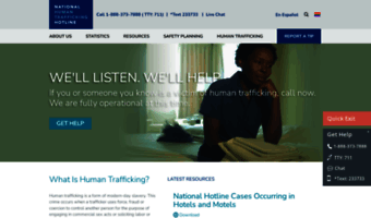 humantraffickinghotline.org