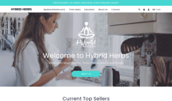 hybridherbs.co.uk