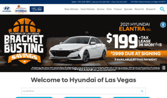 Hyundai Dealership Las Vegas >> Hyundaioflasvegas Com Observe Hyundai Of Las Vegas News