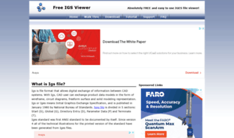 Free iges file viewer igs viewer 2. 3.