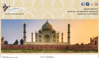 incredibletourtoindia.in