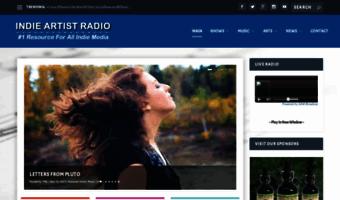 Indieartistradio net ▷ Observe Indie Artist Radio News | Indie