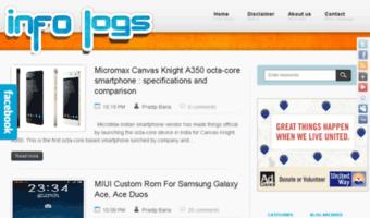 Infologs net ▷ Observe Infologs News | Infologs - Technology Blog