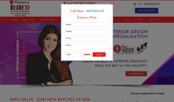 Inifddelhi In Observe Inifd Delhi News Fashion Design Institute In Delhi Interior Design