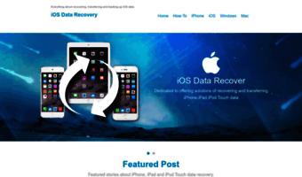Ios-data-recover com ▷ Observe IOS Data Recover News | IOS