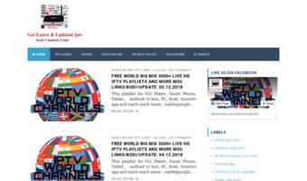 Iptvlinkss blogspot com ▷ Observe Iptv Linkss Blogspot News