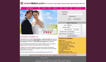Jewish dating service online