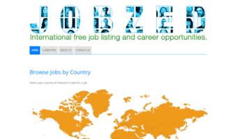 Jobzed com ▷ Observe Jobzed News | International free job listing