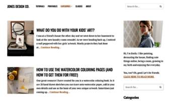 jonesdesigncompany.com