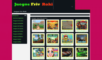 Juegosfrivroki Com Observe Juegos Friv Roki News Juegos Friv