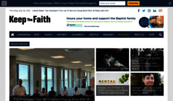 keepthefaith.co.uk