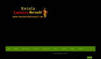 Kerala-lotteries blogspot com ▷ Observe Kerala Lotteries